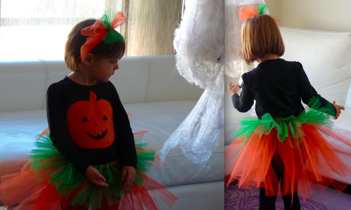 Disfraz Casero De Calabaza Para Halloween Top Disfraz Casero De